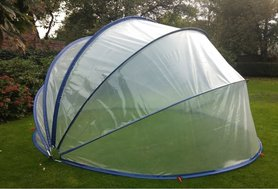 Overkapping SpaLux tent