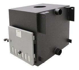 Kirami Cube 48kW externe hottub kachel