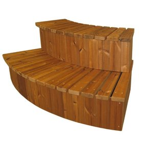Ronde luxe hottub trap