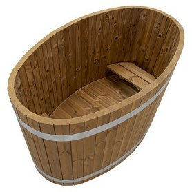 Woody Tiny 2 persoons hottub Thermowood