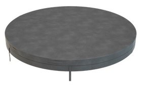 Ronde jacuzzi cover