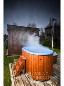 Luxury Ofuro 2 persoons hottub
