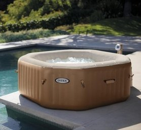 Intex PureSpa Bubble Octagon