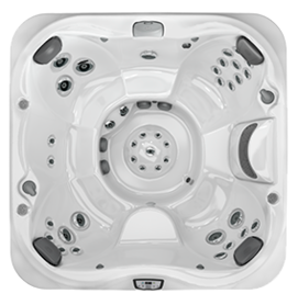 5 persoons Jacuzzi® J-345