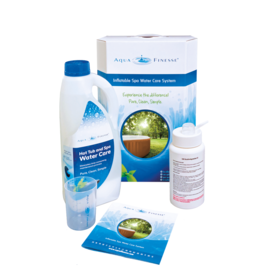AquaFinesse voor opblaasbare spa