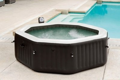 Intex PureSpa Jet & Bubble Deluxe 6 persoons